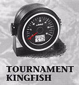 Moor Tournament Kingfish Surface Trolling Instrument